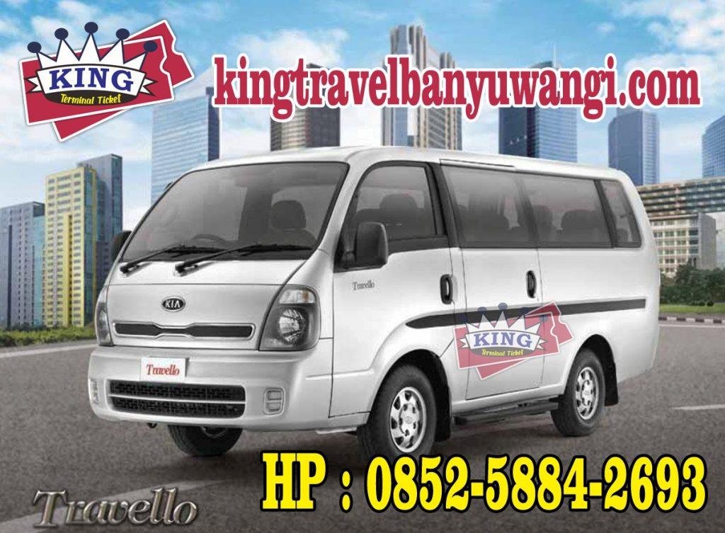 travelbanyuwangi- denpasar pp