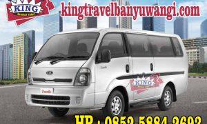 Travel Banyuwangi ke Surabaya Kecamatan Gubeng PP
