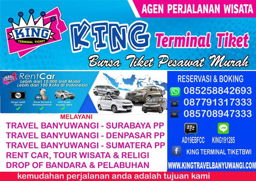 Travel Banyuwangi Surabaya PP Jadwal Info Rute Saat ini