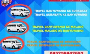 Travel Banyuwangi ke denpasar bali