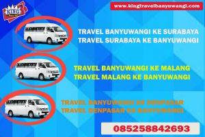 chek & info pemesanan Travel Banyuwangi denpasar